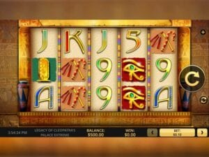 The Legacy of Cleopatra's Palace_slot_high5