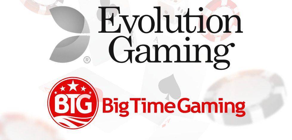 evolution x big time gaming