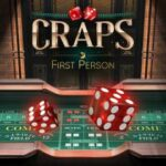 First Person Craps evolution gaming